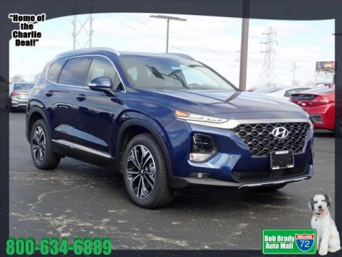 The Best 2020 Hyundai Santa Fe Limited 2.0T